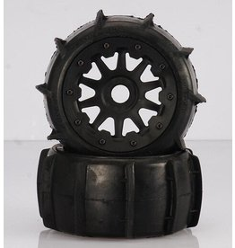 Rovan 5T/5SC Rear wheel sand tyre (2pc) Sand Buster 170x80