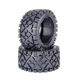 Rovan 5B rear terrian tyres skin withour inner foam 170x80 AIT