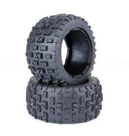 Rovan New rear knobby tire set (2pcs/set)