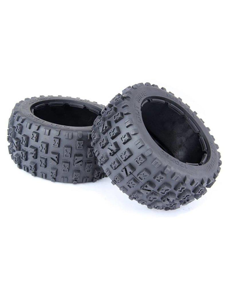 Rovan New rear knobby tire set (2pcs/set) 170x80
