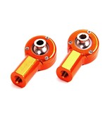 Rovan Alu rear ball ends (2pcs.)