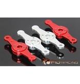 FIDRacing Adjustable Steering Servo arm for dual servo tray