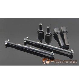 FIDRacing CNC strengthen drivingshaft set 9MM ( 5mm pin)