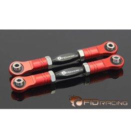 FIDRacing Detachable turnbuckle set(M8alloy steel shaft) 1pc