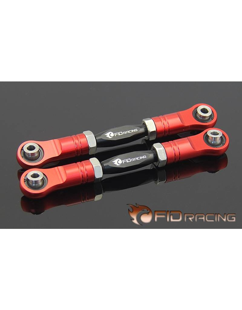 FIDRacing Detachable turnbuckle set(M8alloy steel shaft)