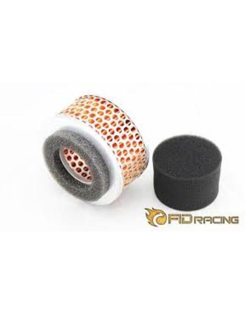 FIDRacing Losi 5ive T Alloy air filter foam
