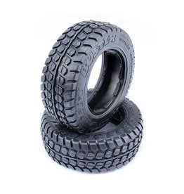 Rovan Front Terminator tire 2pc. 180x60 Without inner foam