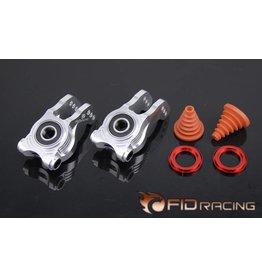 FIDRacing 5ive T HD Billet Rear hub carriers