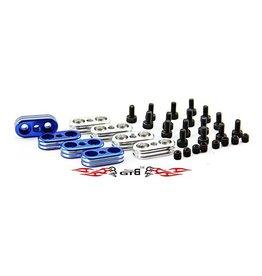 GTBRacing Losi 5ive-T Swaybar clamps