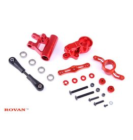 RovanLosi CNC metal arms steering group for LOSI 5t