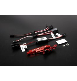 Rovan 5B CNC light base taillight set 1