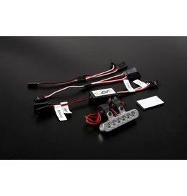 Rovan 5B CNC light base taillight set 2