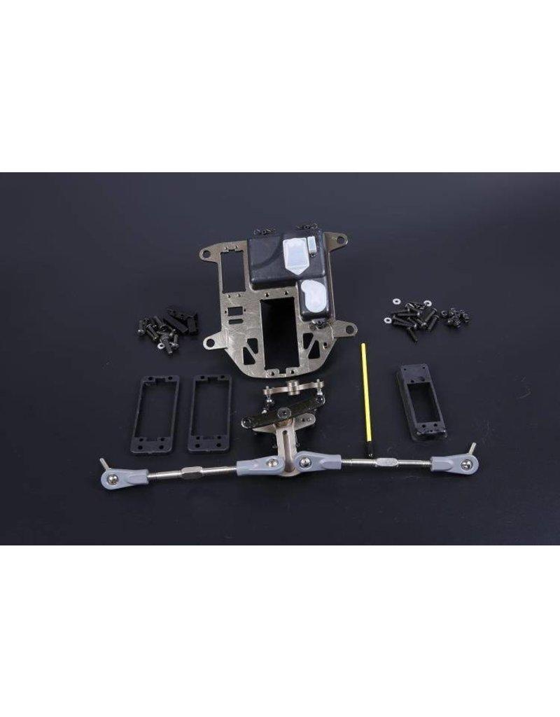 Rovan Metal symmetric turn symmetric steering set