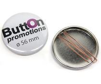 Clip Button 56 mm rund