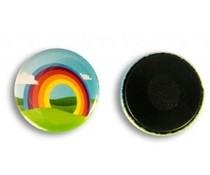 --Kühlschrankmagnet Button-- 25 mm ab