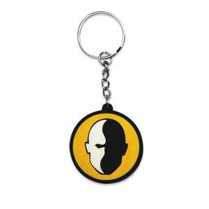 HB Round logo Keychain