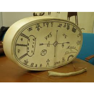 Lappituote Drum (handmade)