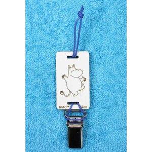 Moomin producten Moomintroll Towel Clip
