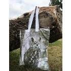 Lappituote Shopping Bag OWL