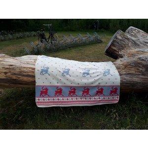 Lappituote Fleece Plaid (Rendier)