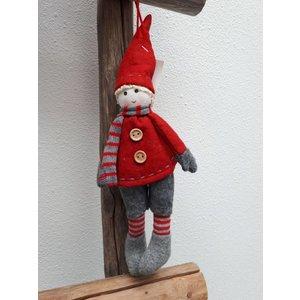 Kerstjonge (26cm)