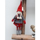 The Christmas Elf Girl (26cm)