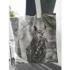Lappituote Tote Bag OWL