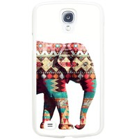 Samsung Galaxy S4 Active hoesje - Ethnic olifant