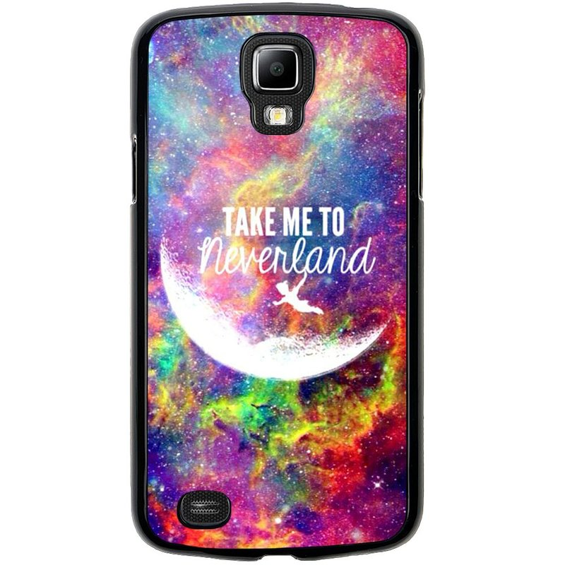 Samsung Galaxy S4 Active hoesje - Neverland