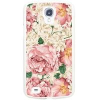Samsung Galaxy S4 Active hoesje - Bloemenprint