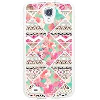 Samsung Galaxy S4 Active hoesje - Aztec roze