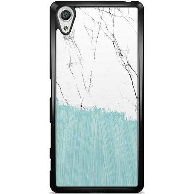 Casimoda Sony Xperia X hoesje - Marbletastic