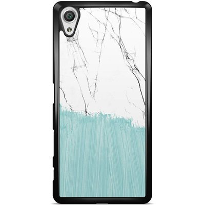 Sony Xperia X hoesje - Marbletastic
