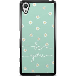 Sony Xperia X hoesje - Be you