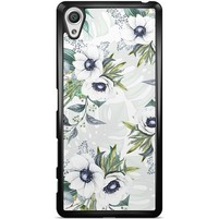 Sony Xperia X hoesje - Floral art