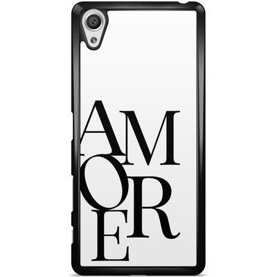 Casimoda Sony Xperia X hoesje - Amore