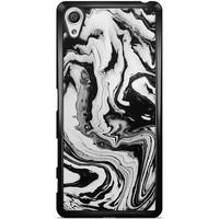 Sony Xperia X hoesje - Drama marble