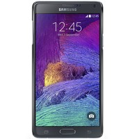 Samsung Galaxy Note 4 hoesje - Marmer roze