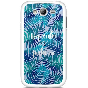 Samsung Galaxy Grand (Neo) hoesje - Keep calm and palm on