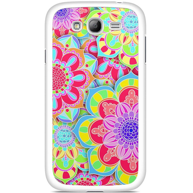 Samsung Galaxy Grand (Neo) hoesje - Flora in the mix