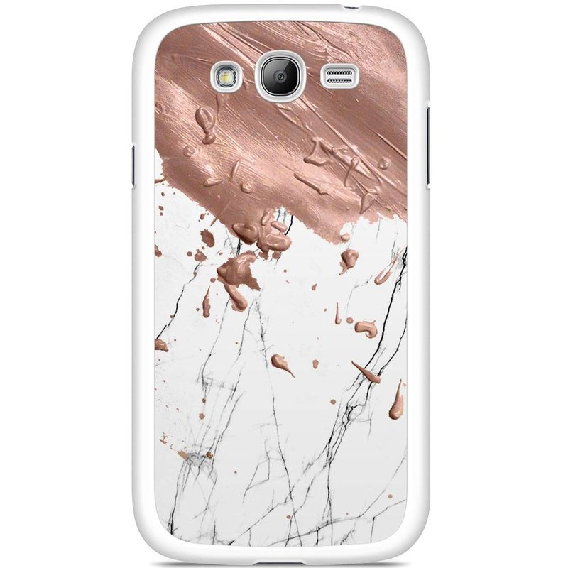 Samsung Galaxy Grand (Neo) hoesje - Marble splash