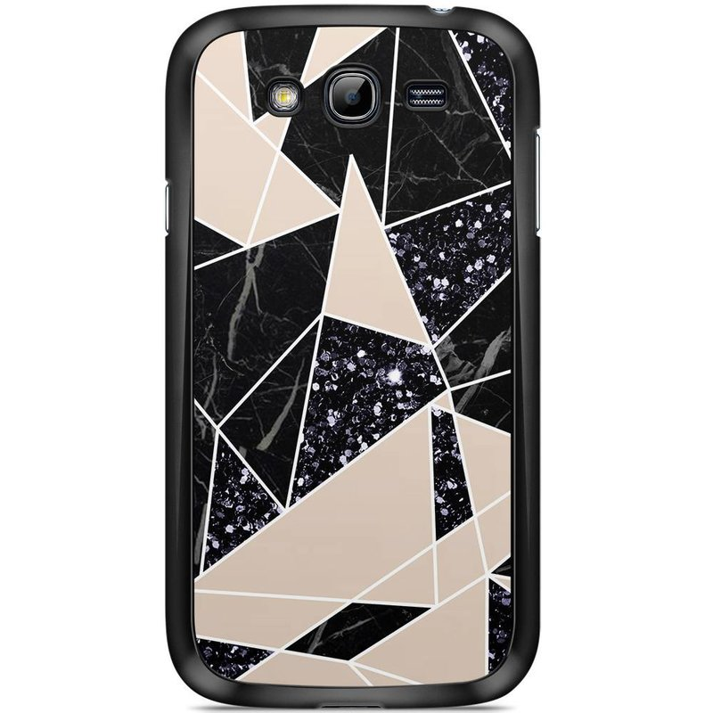 Samsung Galaxy Grand (Neo) hoesje - Abstract painted