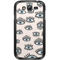 Samsung Galaxy Grand (Neo) hoesje - Eyes on you