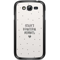 Samsung Galaxy Grand (Neo) hoesje - Collect beautiful moments