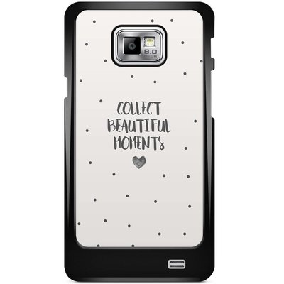 Casimoda Samsung Galaxy S2 hoesje - Collect beautiful moments