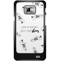 Samsung Galaxy S2 hoesje - Buy the shoes