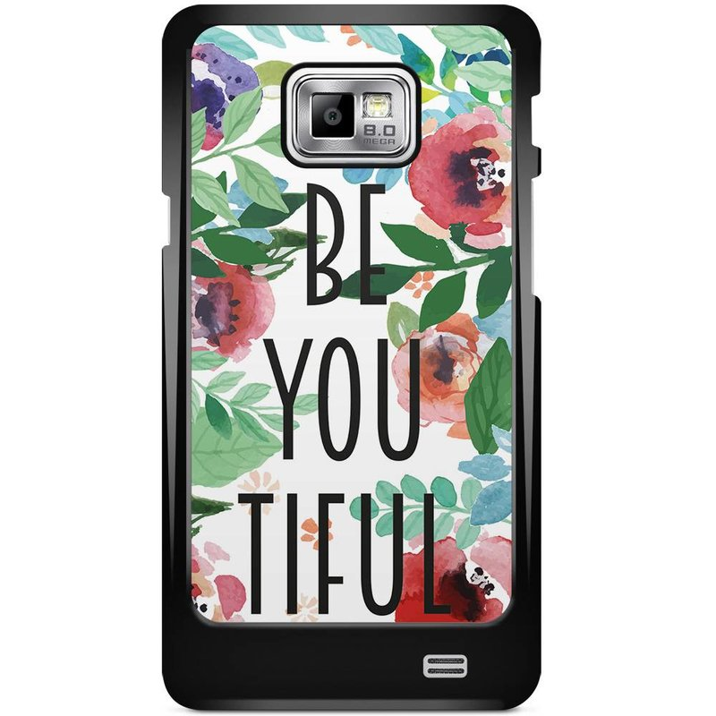Samsung Galaxy S2 hoesje - Beyoutiful