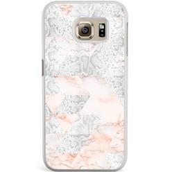 Samsung Galaxy S6 Edge hoesje - Snake art