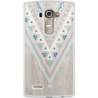 Casimoda LG G4 hoesje - Arrow wood