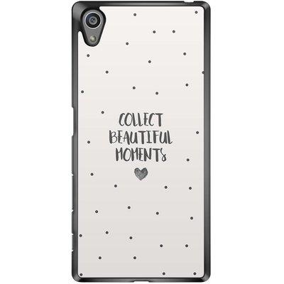 Casimoda Sony Xperia Z5 hoesje - Collect beautiful moments